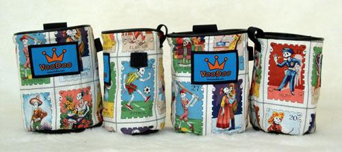 VooDoo Chalk Bags, Handmade by Wilene