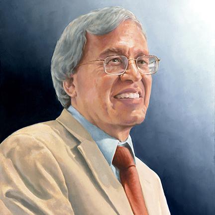 Portrait of Dean Erwin Chemerinsky