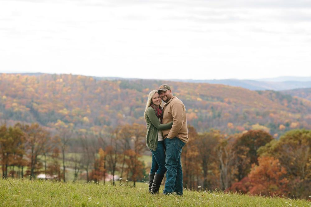 athens pa engagement and proposal photographer