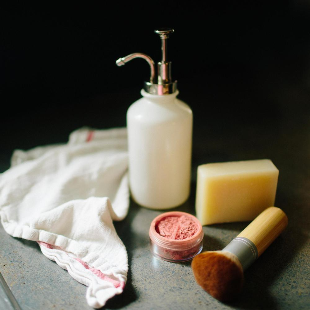 Non-Toxic Personal Care Items