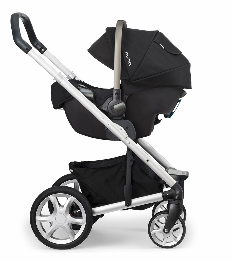 Nuna Mixx with Pipa travel system