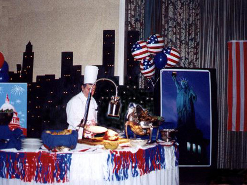 USA Food Station