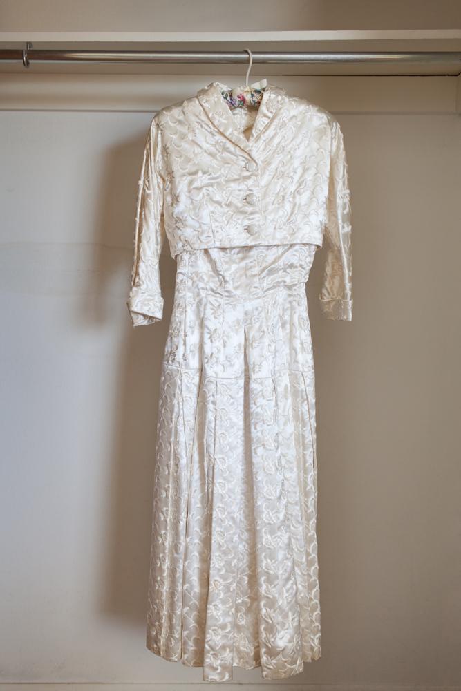 Mom's Wedding Dress