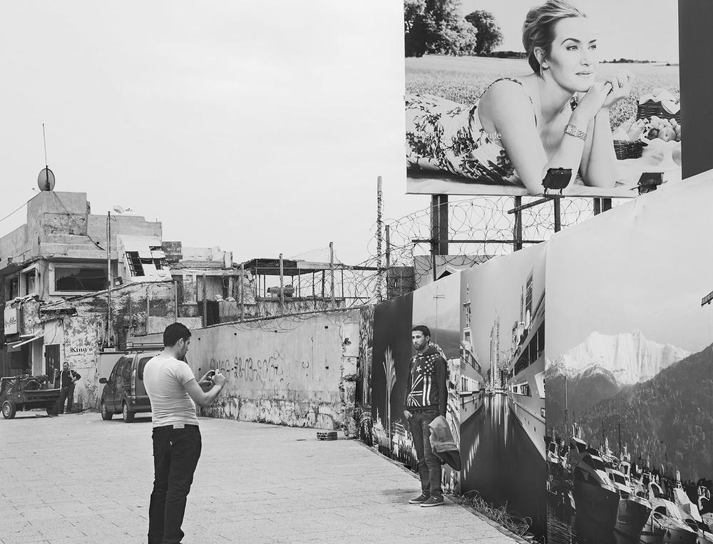 Kate Winslet. Beirut, Lebanon, 2016   Archival Fiber Inkjet Print  16 x 20 inches