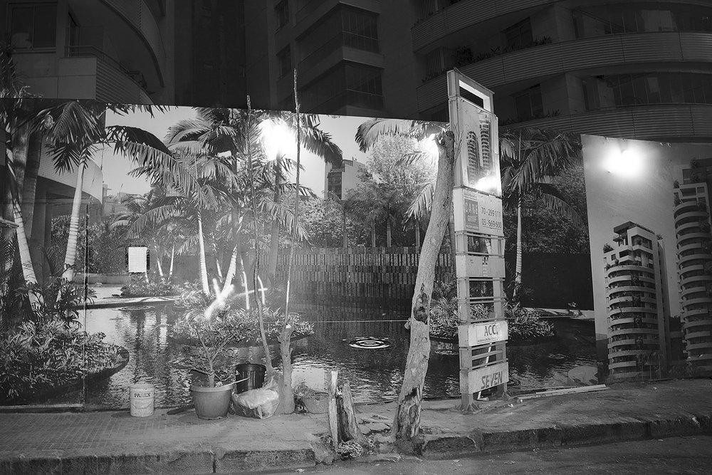 Ripple. Beirut, Lebanon, 2016   Archival Fiber Inkjet Print  16 x 24 inches