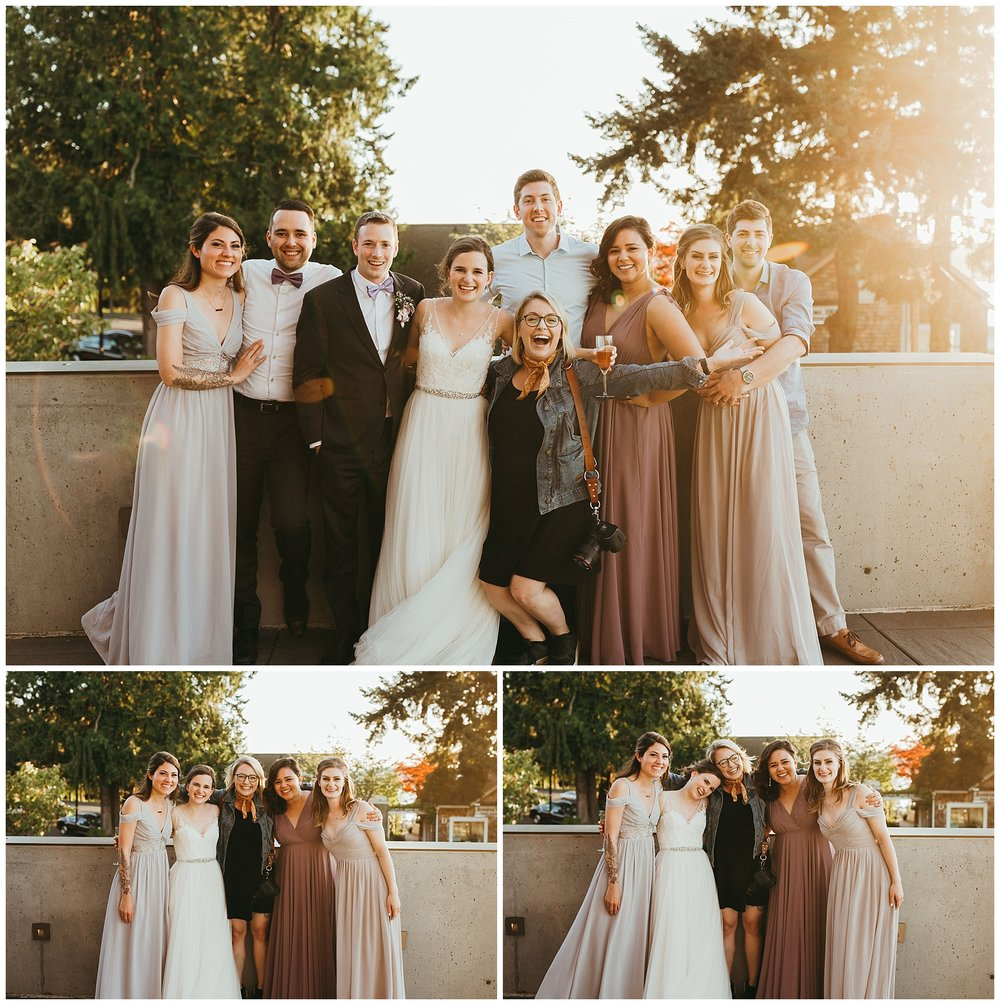 I will sincerely miss shooting all your weddings!!!!!!!! Thank you for inviting me into your group of friends and trusting me to capture such important moments. LOVE YOU ALL SO MUCH!!