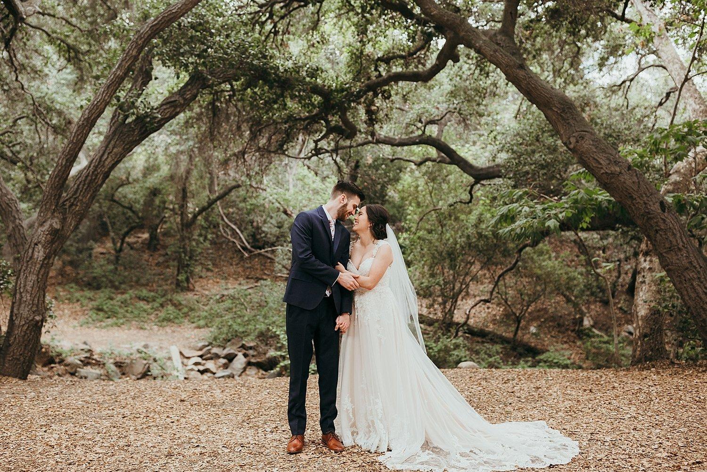 Anaheim Wedding At Oak Canyon Nature Center Kami Olavarria San