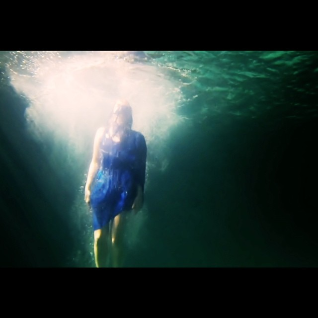 """This week's TBT goes out to GSC director Nick Massey's short film, """"Spatialist"""". We caught this beautiful underwater shot with a GoPro in downtown NYC. Watch the visuals on YouTube of you haven't seen it yet!"""