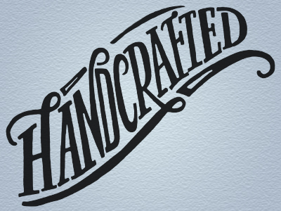About us sedgwick gallery for Handcrafted or hand crafted