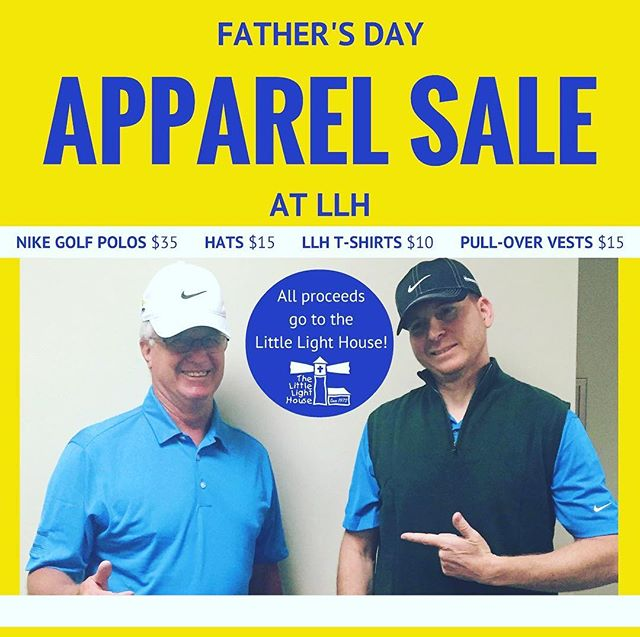 Father's Day is THIS SUNDAY! Don't forget the special dad in your life-- Stop by Little Light House ( 5120 E. 36th St. ) and check out our Father's Day Apparel Sale! When you purchase an apparel item, your money will directly benefit the students at the Little Light House. What dad doesn't want that?! Quality apparel. Quality deals. Quality mission. See you soon, friends! #llhtulsa