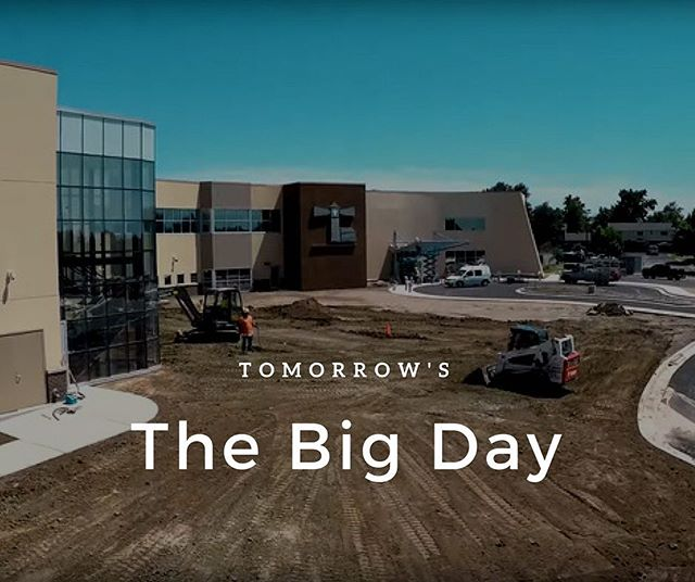 Tomorrow is the big day; it's finally here! We are moving into our new building! Thank you to everyone who has already helped us get the move started, and to all of those helping us move tomorrow and Friday! #llhtulsa