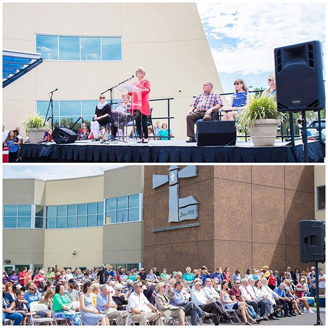 Yesterday was LLH's building dedication! Thank you so much to everyone who helped make this day so special. We had such an amazing turn out and had a wonderful time getting to show the community our new facility! #llhtulsa