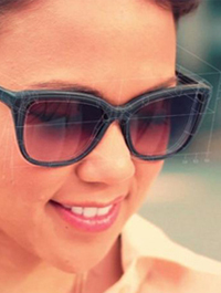 protos introduces 3-D printed glasses