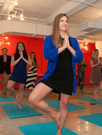Yoga that makes you better at your job