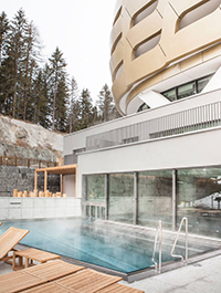 A Swiss Alps Getaway for Ski and Spa Lovers