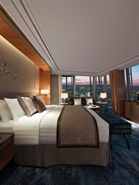 ROOM REQUEST! THE SHANGRI-LA HOTEL AT THE SHARD