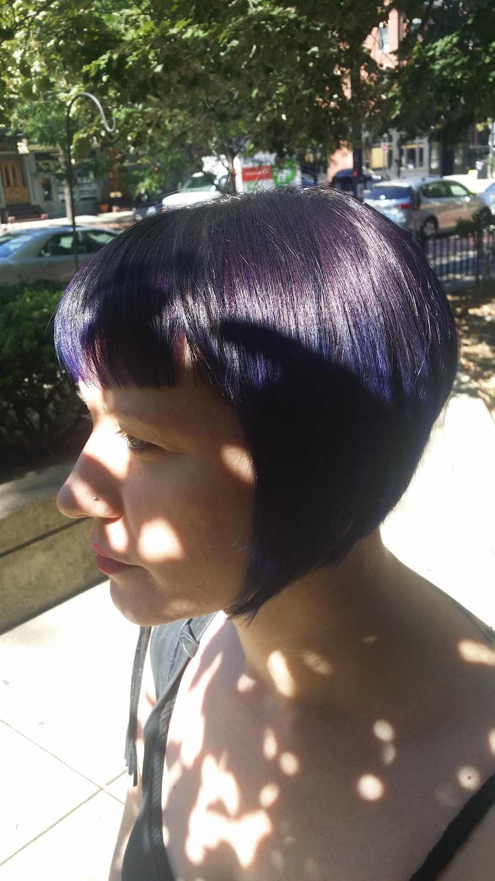 Cut and color by Alyson
