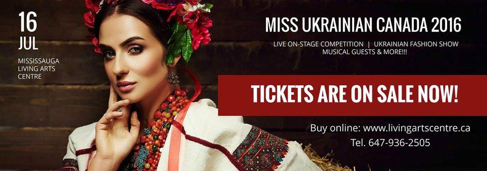 Miss Ukrainian