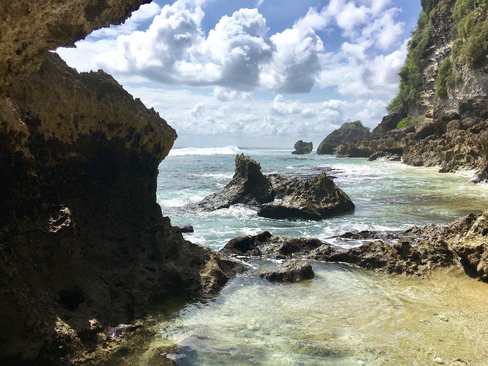 Balangan - Beach