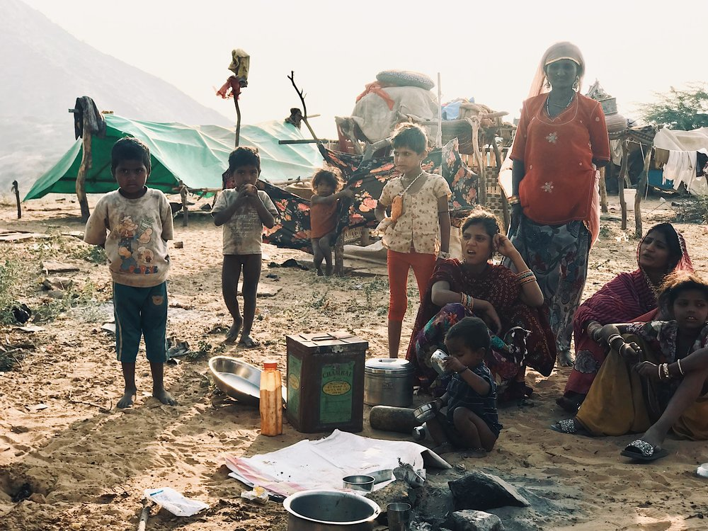 India - November 2018