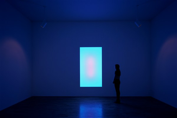 James Turrell,  Sojourn  (2006), a  Tall Glass  installation  Credit: © James Turrell, 2013, courtesy Pace London. Photography: Florian Holzherr