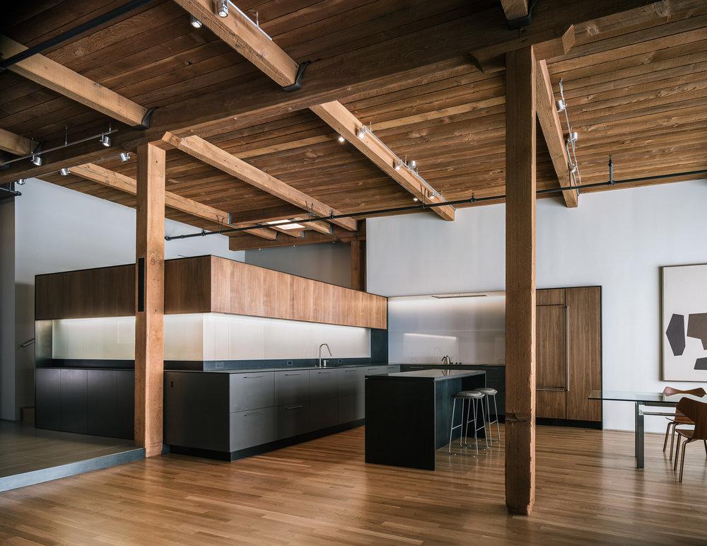 Loft By Design san francisco loft — lineoffice