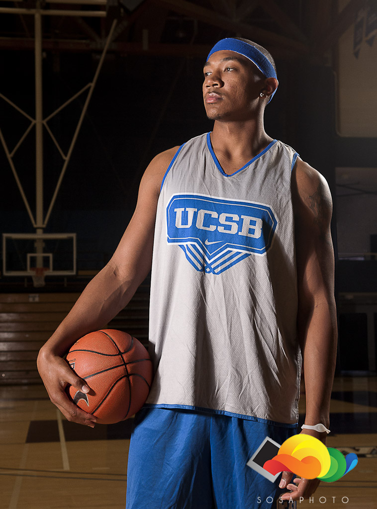 Orlando Johnson, seen here posing at The Thunderdome! (2011)