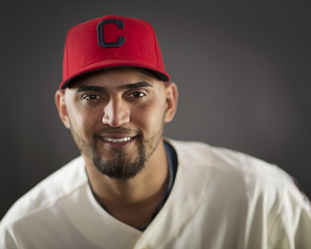 Danny Salazar; Cleveland Indians