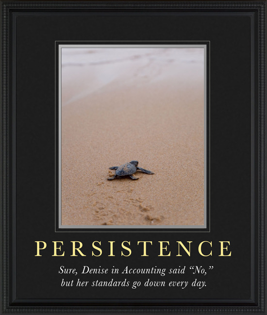 Persistence Motivational Quotes: Real Time With Bill Maher Blog