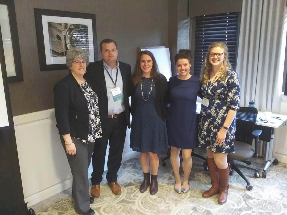 The White Mountains team presentation at NESSC 2019