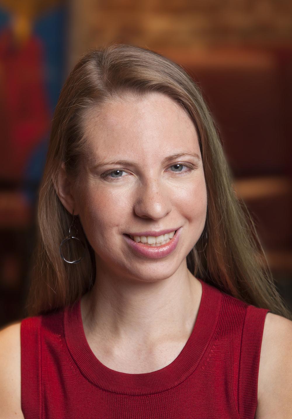 Stephanie Pearl, plant biologist