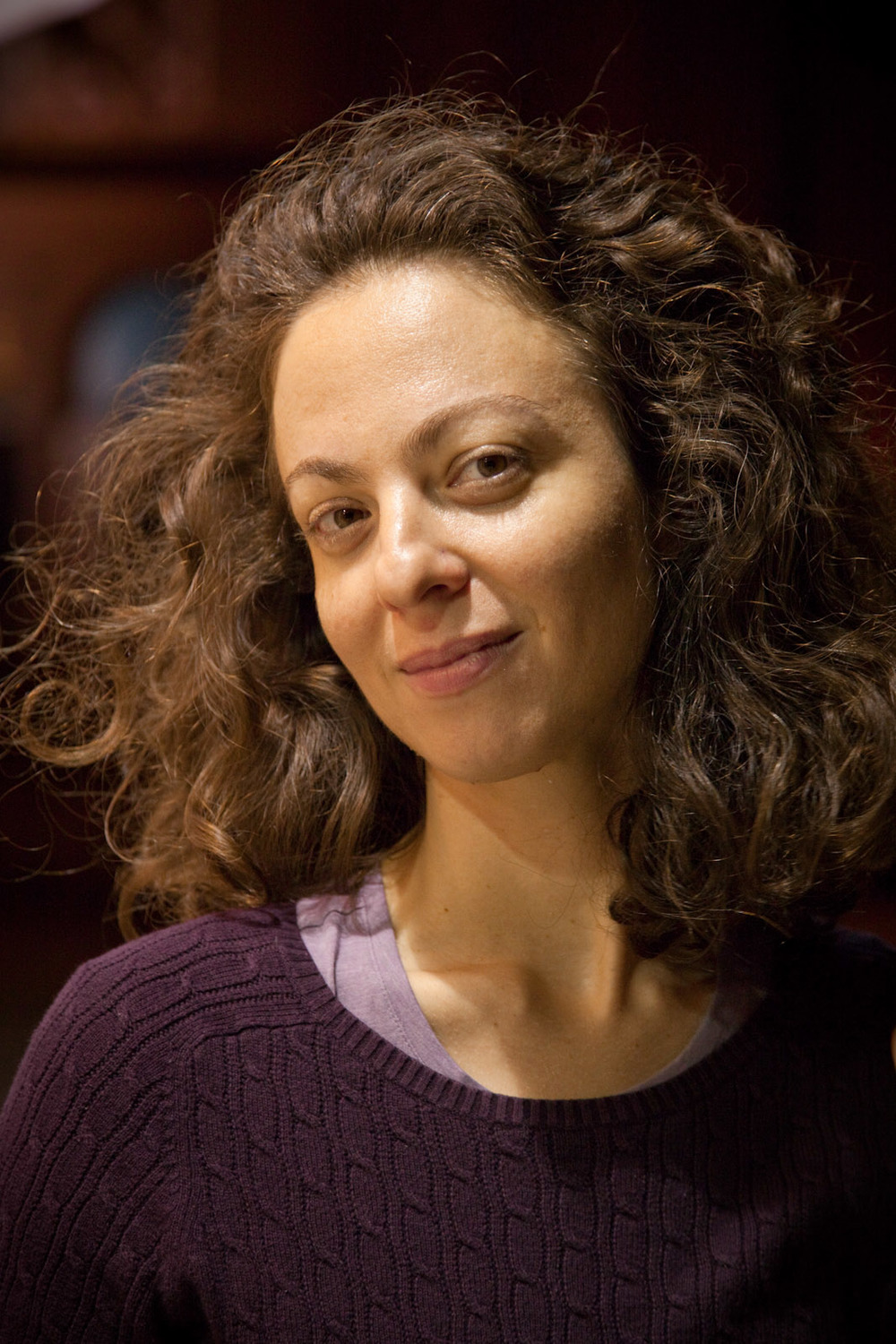 Nadia Foskolou, theater director