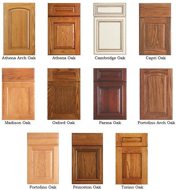 Debut Oak Options Cape Fear Cabinets