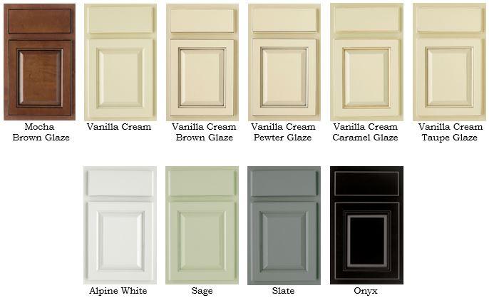 Superieur Cape Fear Cabinets