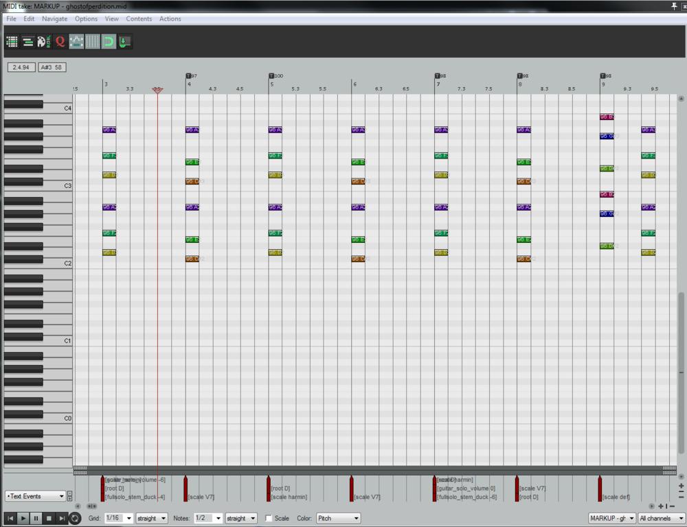 Harmonix - Audio QA Tester — Renzo G. Heredia