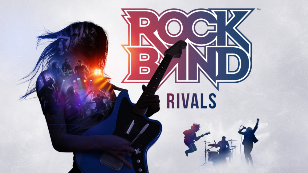 ROCK BAND 4 - Composer/Audio Mixer/Audio QA