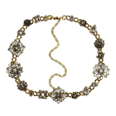 Erickson Beamon Headpiece from  ShopBop