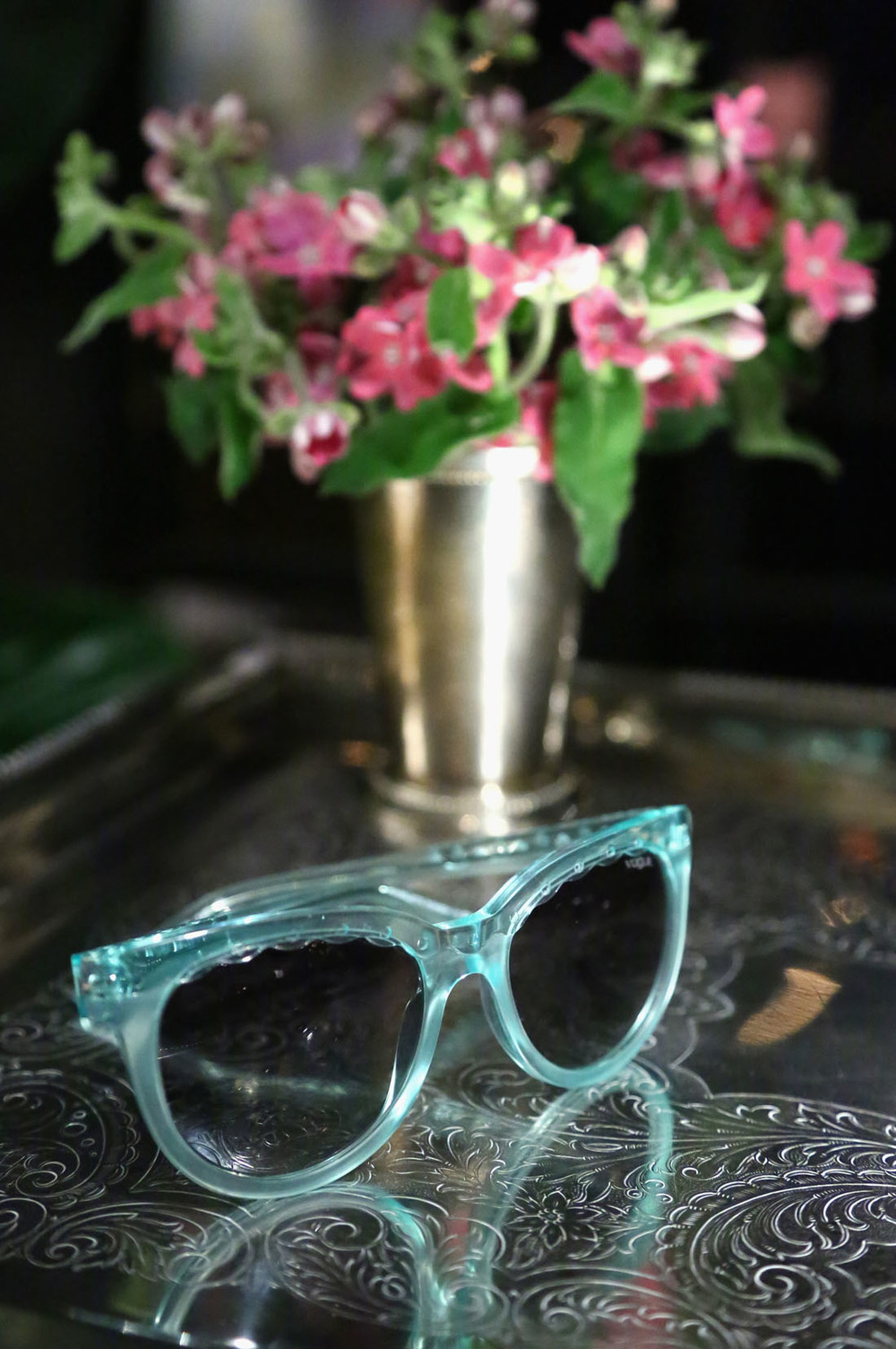 60272ee94c Charlotte Ronson + Vogue Eyewear Design Series Party — Excessories ...