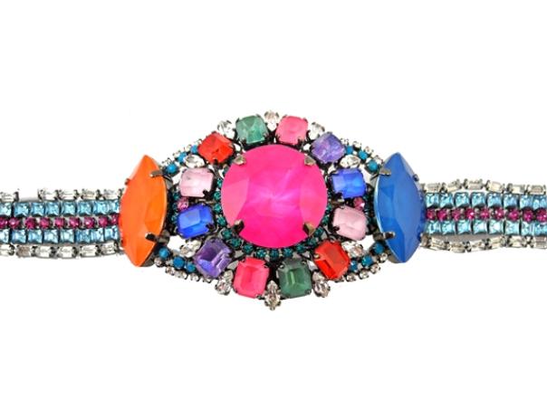 Erickson Beamon Modern Mogul Bracelet