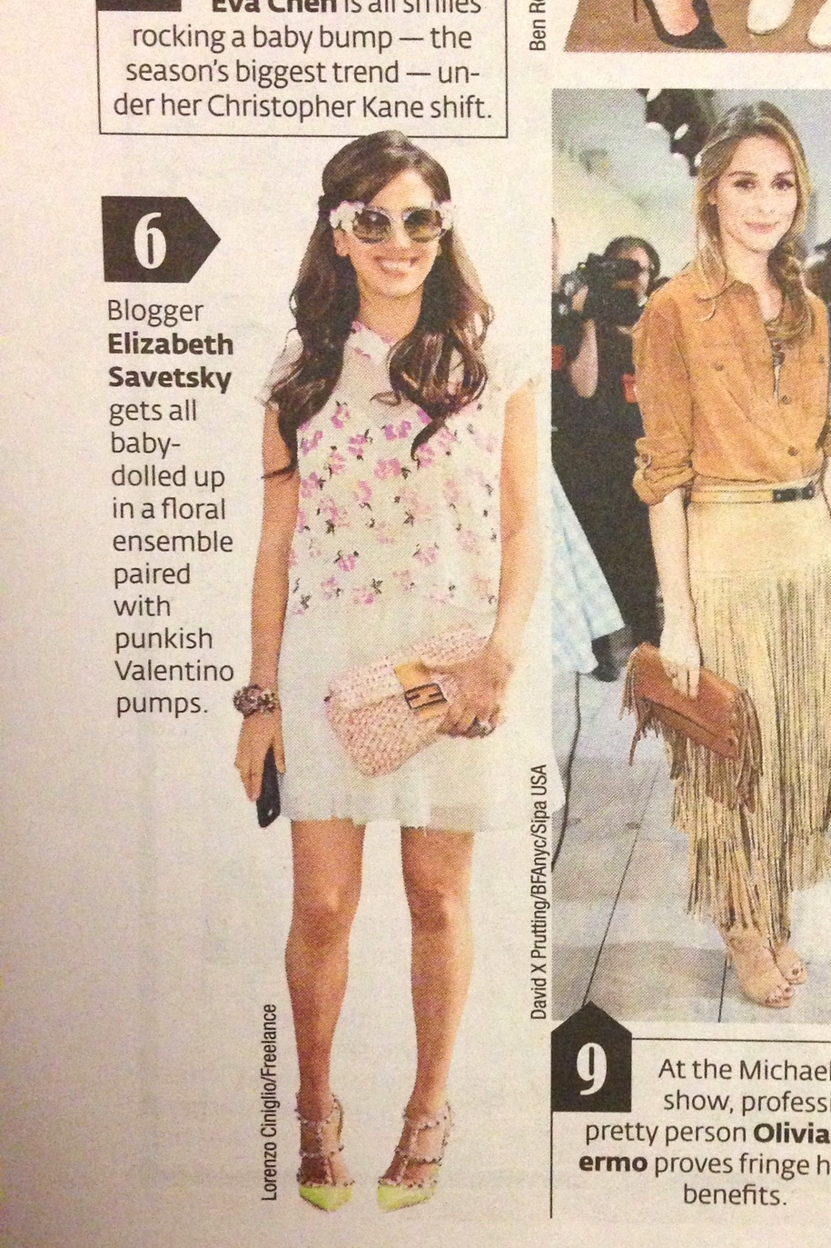 New York Post   The 25 Best Dressed at Fashion Week   Lorezno Ciniglio