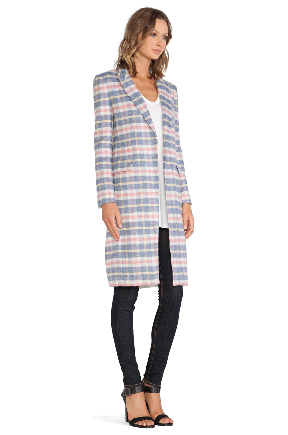 Asilio Over the Love Coat , $297