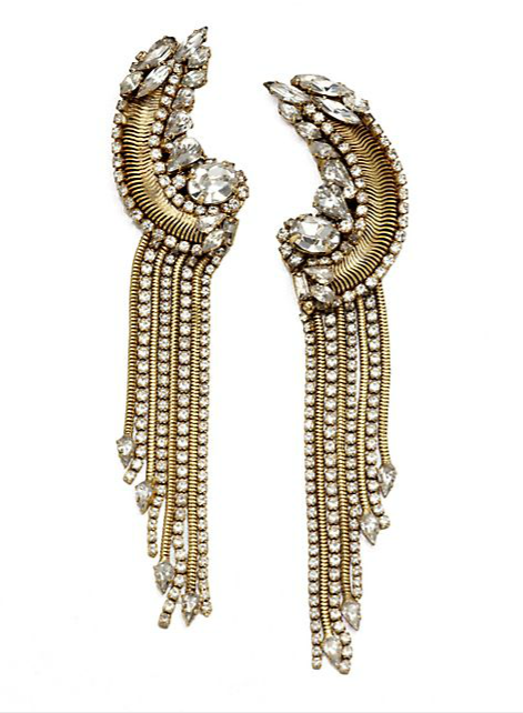 Erickson Beamon Bette Earring  $395