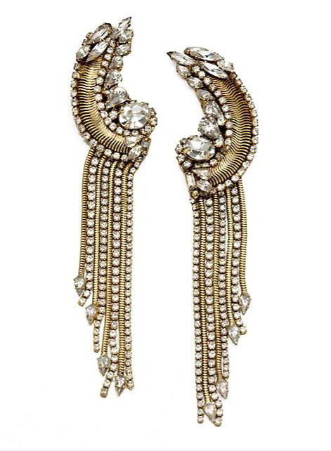 Erickson Beamon Bette Earring $395