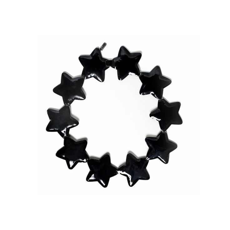 Tuleste Interlocking Stars Necklace $147.50 marked down from $295