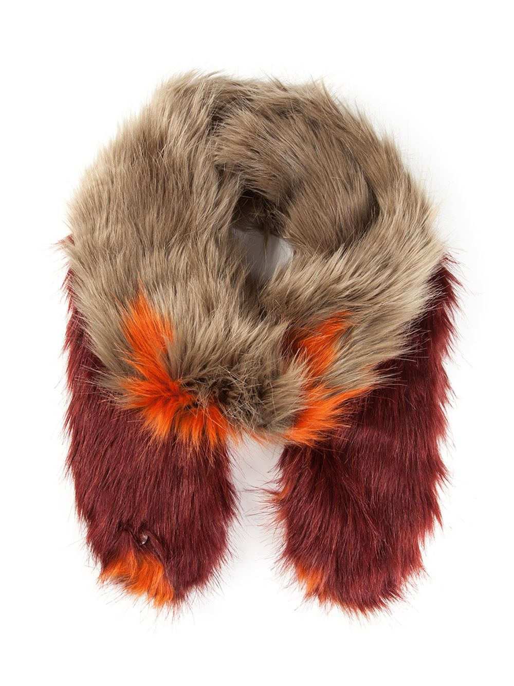 Urban Code Faux Fur Stole on sale for $58.32