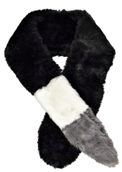 Boohoo Faux Fur Stole $10 (No, that's NOT a typo! Great deal)