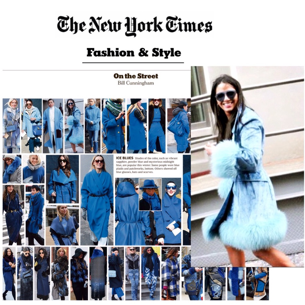 The New York Times   Bill Cunningham