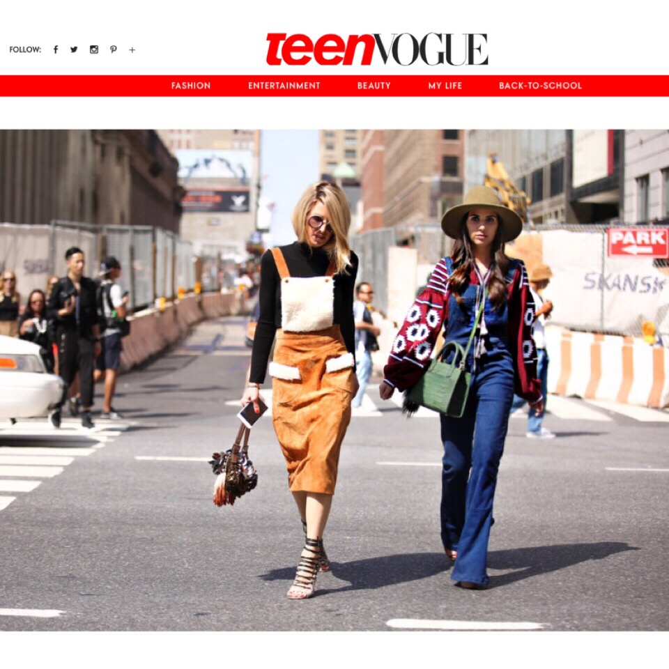 Teen Vogue   Pier Grassano