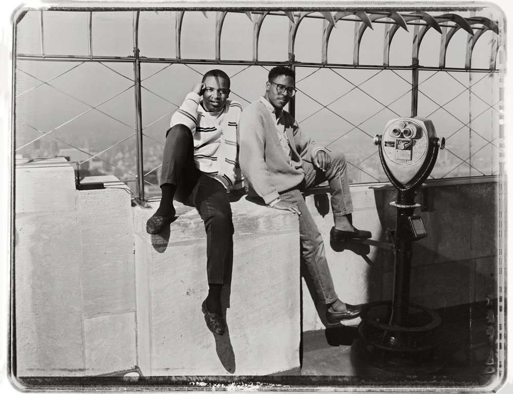 Empire State Building Observation Deck, 1982