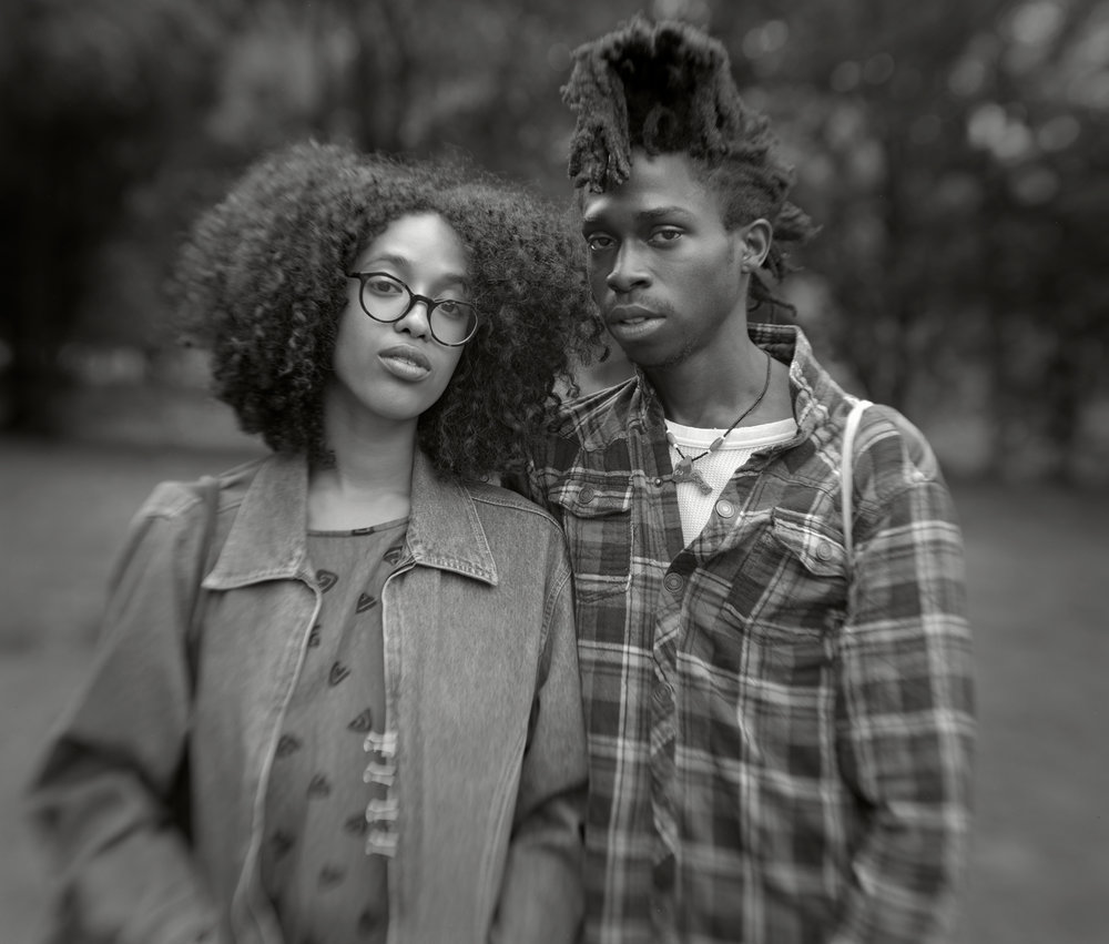 Sarah and Woods, Prospect Park, Brooklyn